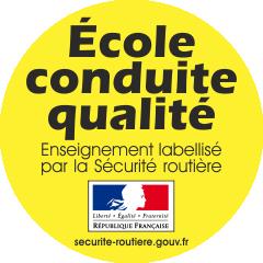 Enseignement labellisé par la sécurité routière